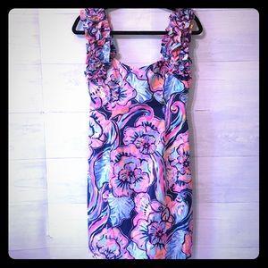 Lilly Pulitzer Boho Bateau Devina Dress